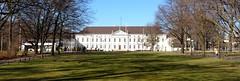 Berlin: Schloss Bellevue (jacobchristensen) Tags: berlin germany spring tiergarten schlossbellevue