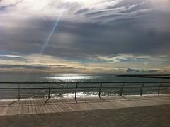 Pesaro (dadino72) Tags: mare morning sea adriaticsea italy pesaro moletto