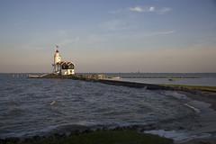 Marken's end (Erik_91NL) Tags: lighthouse marken paard