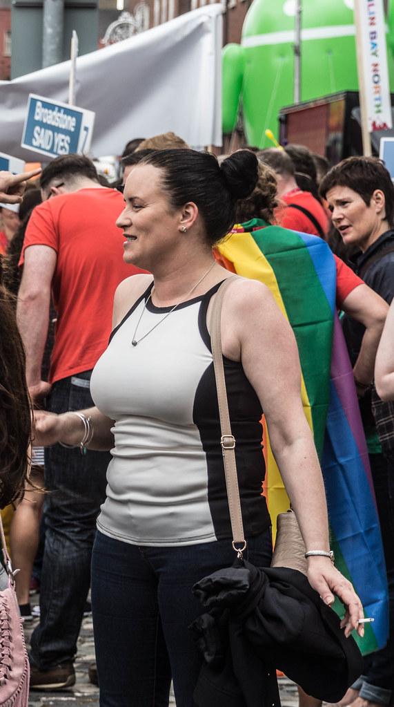 DUBLIN 2015 LGBTQ PRIDE PARADE [WERE YOU THERE] REF-105959