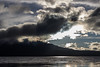 Eco (Lightriphoto) Tags: chile dawn altiplano arica amanacer chungara lagochungará