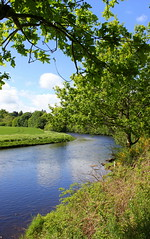 River Teith (Graham`s pics) Tags: travel tourism water river tourist watercourse stirlingshire doune teith riverteith gspiccies