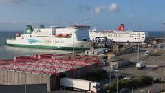 15 07 17 Rosslare (29) (pghcork) Tags: ireland ferry wexford ferries rosslare stenaline irishferries