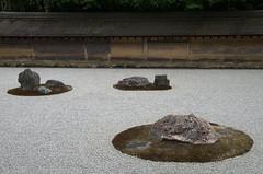 Ryōan-ji rock garden