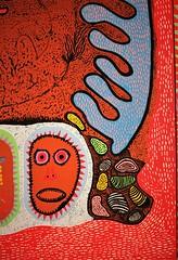 IMG_0105 (www.ilkkajukarainen.fi) Tags: yayoikusama ininfinity colour ham modern art museum musèe museet museokortti helsinki suomi suomi100 finland eu europa scandinavia museumstuff happylife avantgarde taide teos visit exhibition polkadots brightcolour väri värikäs