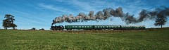 Centenarian-plus in action (Wulfruna Kid) Tags: 32473 classe4 southernrailway london brightionsouthcoastrailway lbscr bluebellrailway ianbowskill