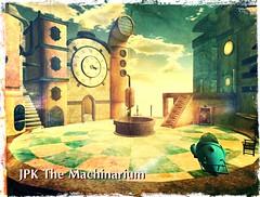 JPK The Machinarium#1 (hekirekika2017) Tags: secondlife landscape machinarium jpk game dieselpunk steampunk