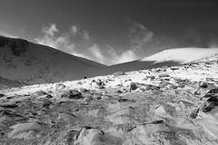 Band of Light (Jonny Hirons) Tags: snow winter cairngorms cold monochrome blackandwhite scottishwinter harshenvironment