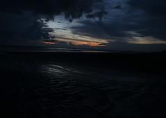 Each Object Offers Paradise (blueverbena) Tags: bali indonesia tabanan travel balianbeach sunset