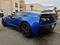 2017 Chevrolet Stingray ZO6