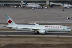 C-FNOE / Boeing 787-9 (GE) / 35265/323 / Air Canada (A.J. Carroll (Thanks for 1 million views!)) Tags: cfnoe boeing 7879 ge 787 789 35265323 genx aircanada staralliance dejk c023c5 toronto cyyz yyz