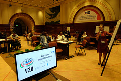 Day 3- Vulnerable countries from Asia-Pacific  meet to invest on climate action