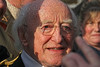 Michael D !!! (James Whorriskey (Delbert Jackson)) Tags: jameswhorriskey jameswhoriskey delbertjackson derry londonderry uk ulster ireland northernireland photo photograph photographer picture aroundus impressionsexpressions catchycolors jameswhorriskeyphotography art print colour color visuals eye foyle michaeldhiggins irish president funeralmartin mcguinness long tower chapel church stcolumbss portrait close up