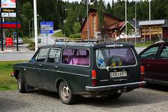 Volvo 145 (Burminordlicht) Tags: volvo oldvolvo veteranbil classiccar oldtimer sweden