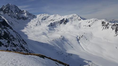 Kühtai, Schafzoll 2.394m