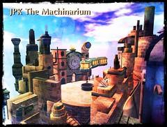JPK The Machinarium#2 (hekirekika2017) Tags: steampunk dieselpunk landscape secondlife machinarium game jpk