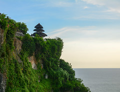 Pura Uluwatu temple in Bali island, Indonesia (phuong.sg@gmail.com) Tags: amazing asia attraction bali beautiful blue breathtaking cliff cloud coastline crag destination foam freedom gulf high hill horizon indonesia indonesian island landmark landscape mountain nature ocean outdoor peaceful rock scenery scenic sea seascape shore sky stone summer sun sunset top tropical uluwatu water wave