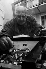 (Manuele Balduinotti) Tags: blackandwhite sony alpha77ii street oldman streetphotography bnw sal20f28 sal20mm 20mm
