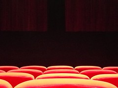 ...and now, would please, welcome .....Yourself !...;=) (gerrygoal2008) Tags: theater cinema seats red rows inside movie spectacle visual eyes