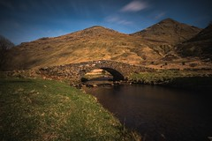 Butter Bridge (Octal Photo) Tags: 500px landscape landmark water no person travel mountain lake sky river sunset nature outdoors scenic reflection rock valley hill scotland lomond national park landscapes butter bridge