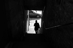 Untitled (James_2nd) Tags: street blackandwhite bw silhouette nikon bath 24mm nikkor passage walcot d7000