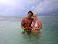 Amparo y Pedro (Punta Cana)