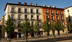 Plaza Isabel II. Madrid (Carlos Vias) Tags: madrid plazas isabel casas