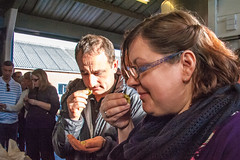 Saturday 21st April 2013 Gourmet Bus Tour with Brighton & Hove Food and Drink Festival, Sussex, UK