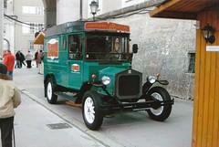 Delivery vehicle - Salzburg, Austria. (goldiesguy) Tags: salzburg