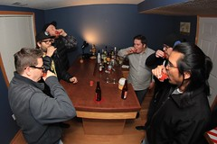 Shots (broox) Tags: party max shots derekbrooks nickleeper nathandeutmeyer timflanagan ericleeper