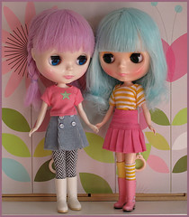The FBL versions of Simplys Lilac & Peppermint!!