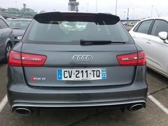 Audi RS6 (C7) Avant 4.0 '14 (Falcon_33) Tags: street bordeaux 40 audi avant quattro rs6 2014 c7 zf 560cv flickrandroidapp:filter=none sonyxperias