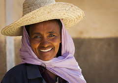 Woman With A Hat, Mendefera, Eritrea (Eric Lafforgue) Tags: africa portrait people hat horizontal outdoors photography women adult happiness adultsonly oneperson onepeople frontview eritrea hornofafrica headandshoulders toothysmile traditionalclothing realpeople colorimage onewomanonly lookingatcamera eritreo erytrea eritreia colourimage africanethnicity 1people  onlywomen ertra    eritre eritreja eritria mendefera  rythre africaorientaleitaliana     eritre eritrja  eritreya  erythraa erytreja     ert6545