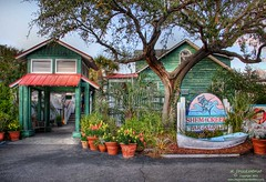 Shem Creek Bar & Grill, a Waterfront Restaurant in Mount Pleasant SC (PhotosToArtByMike) Tags: sc fishing mountpleasant southcarolina charleston seafood lowtide lowcountry oldvillage seafoodrestaurant waterfrontrestaurant shemcreek
