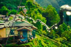 teardrops from the sun (Prashanth-S) Tags: road travel india village aruna tawang bomdila