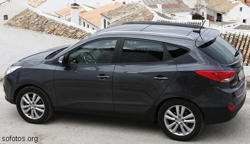 Foto do Hyundai ix35