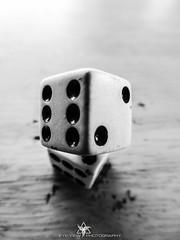 3D (Eye-View Photography) Tags: morning white dice black macro nikon board s explore jamaica eyeview
