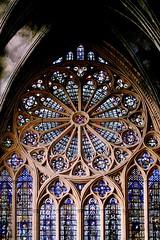 Cathedral Saint-Etienne de Metz (ivlys) Tags: france frankreich cathedral kathedrale stephansdom metz saintetienne lothringen fensterrose ivlys hermanndemunster
