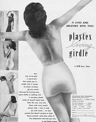 1 1940 (Undie-clared) Tags: living girdle playtex