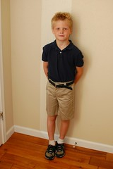 First Day of School - 2 (mschout) Tags: school brandon 2ndgrade withers