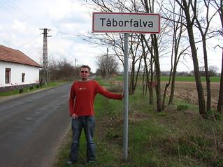 táborfalva térkép Flickr photos tagged névtábla | Picssr táborfalva térkép