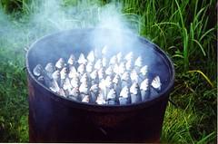 Slitere_Sikrags fishermen's village_4 (Liga_Eglite) Tags: summer food fish fire fishing holidays outdoor traditions latvia national meal vikings livinghistory ligaeglite
