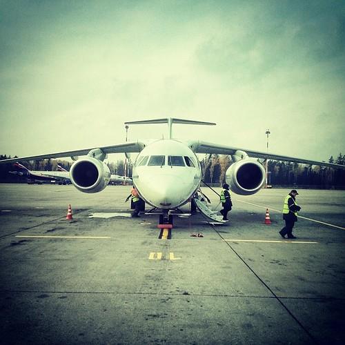 Полечу на мимимишном ан 148 ✈️ #svo #an148 #plane #avion #airport #flight #aero #Antonov