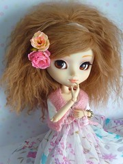 Kate petite hippie (~Louna~) Tags: pullip mm custom mymelody