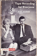 F.C.Judd Tape Recording for Everyone (KWSeatman) Tags: concrete tape recording musique fcjudd