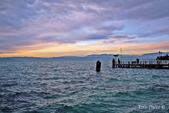 Novembre 2013 Lombardia (TotoMilano) Tags: lago garda bs di sirmione