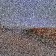 Some May Call It Low Def-High Noise (Madison Guy) Tags: abstract landscape experiment highnoise lowdef shockmypic neopointillism iphone5s