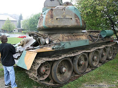 """T-34 85 (19) • <a style=""""font-size:0.8em;"""" href=""""http://www.flickr.com/photos/81723459@N04/11248097636/"""" target=""""_blank"""">View on Flickr</a>"""