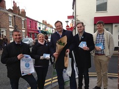 "Stephen  Mosley MP Small Business Saturday Street Stall in Hoole • <a style=""font-size:0.8em;"" href=""http://www.flickr.com/photos/51035458@N07/11287039815/"" target=""_blank"">View on Flickr</a>"