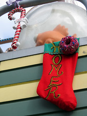 Homer Simpson's Christmas Stocking (meeko_) Tags: homer simpson homersimpson simpsons thesimpsons fish threeeyedfish candy candycane donut stocking christmas rv hollywood universal studios florida universalstudios universalstudiosflorida themepark orlando universalorlando universalchristmas